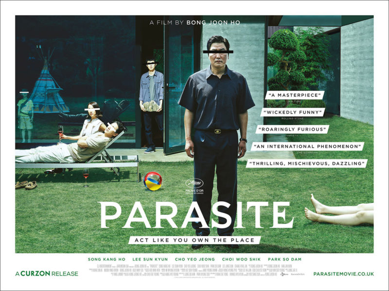 Film Korea Terbaik - Parasite