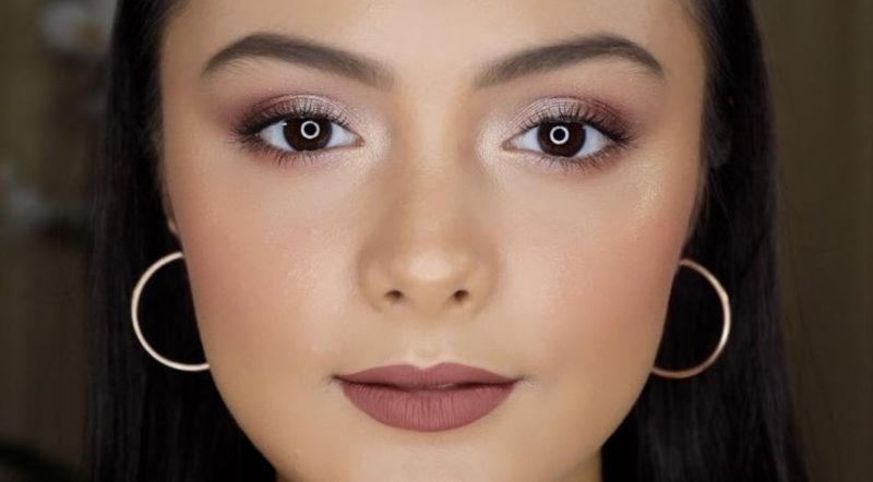 Tutorial makeup dari Amanda