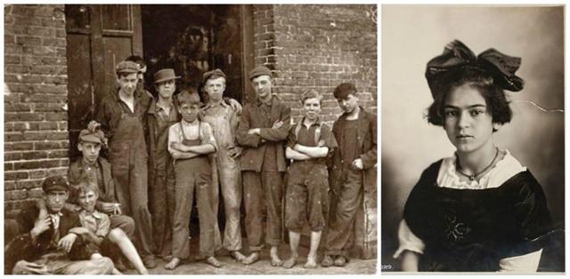 Remaja Argentina 100 tahun lalu