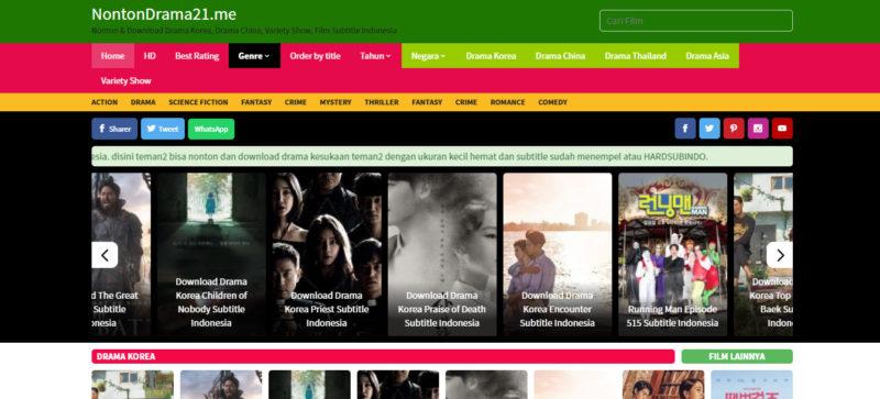 Situs Webdrakor