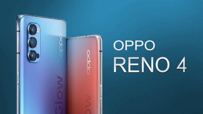 Spesifikasi Oppo Reno 4