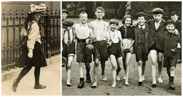 Remaja 100 Tahun Lalu