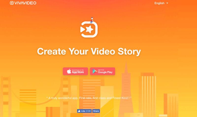 Aplikasi Edit Video Android Vivavideo