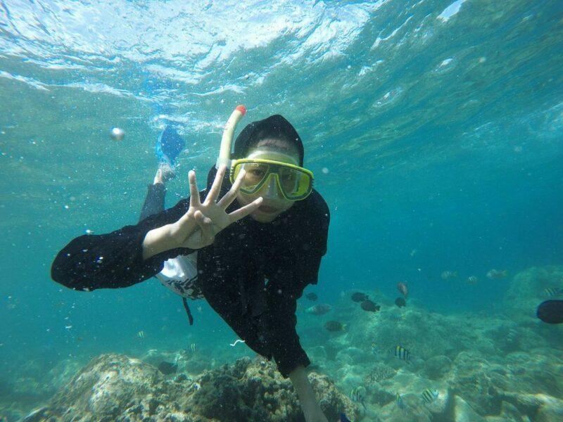Dapatkah Manusia Bernafas Di Bawah Laut