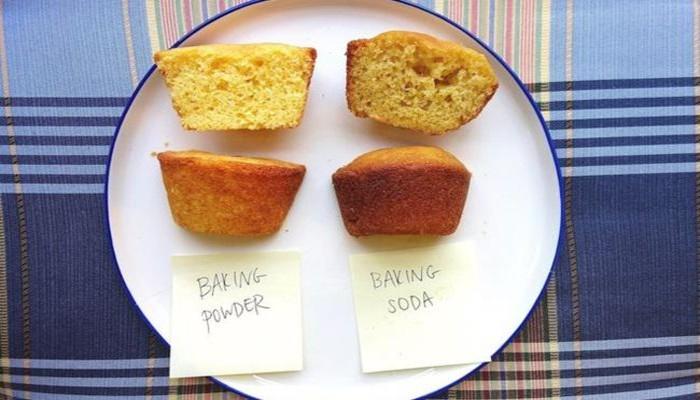 Hsail Kue Soda Kue Dan Baking Powder Berbeda