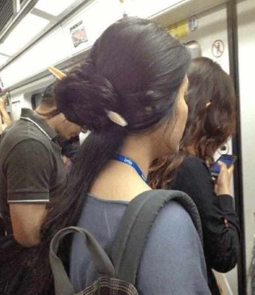 ikat rambut antimainstream