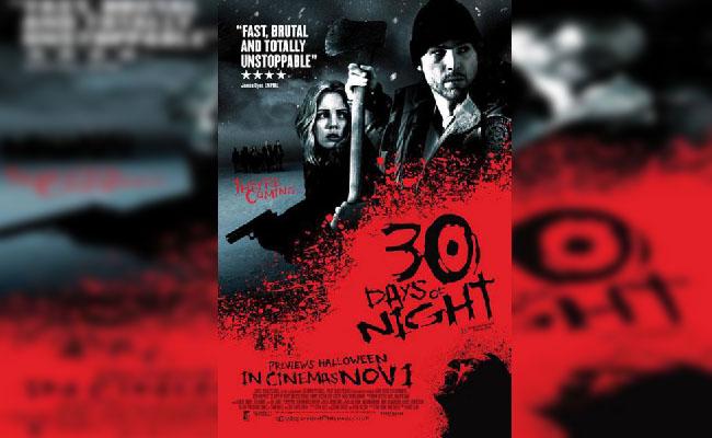 Film Vampir Halloween 30 Days Of Night 2007
