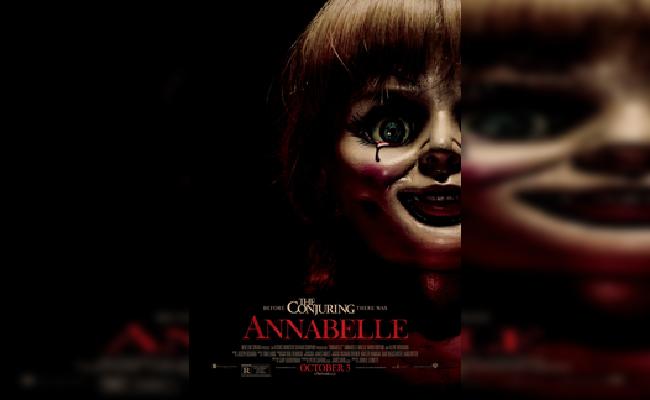 Film Horror Boneka Halloween Annabelle 2014