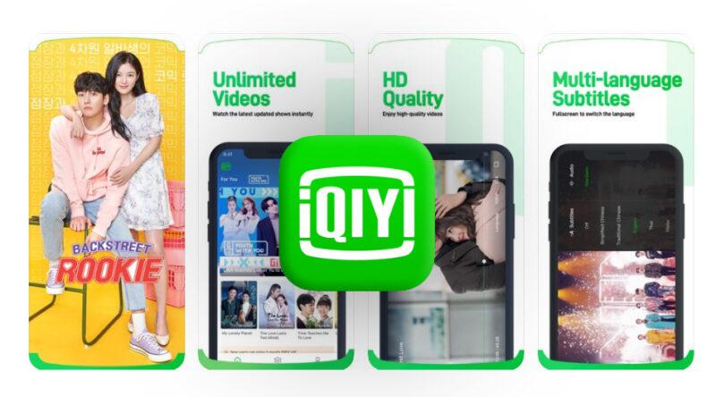 Aplikasi Nonton Drama Korea Iqiyi