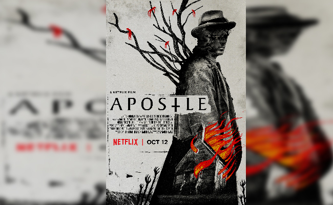 Film Horror Aliran Sesat Apostle 2018