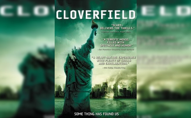 Film Horror Found Footage Halloween Cloverfield 2008