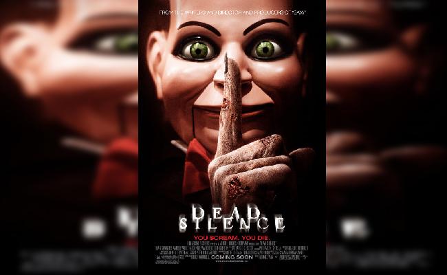 Film Horror Boneka Halloween Dead Silence 2007