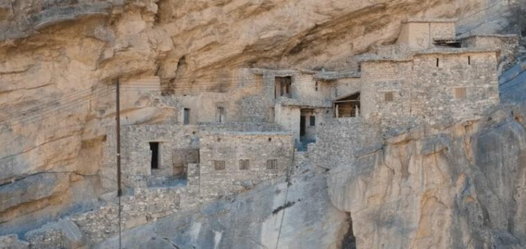 Desa Yang Digantung Oleh Tebing Tinggi Desa Al Sogara