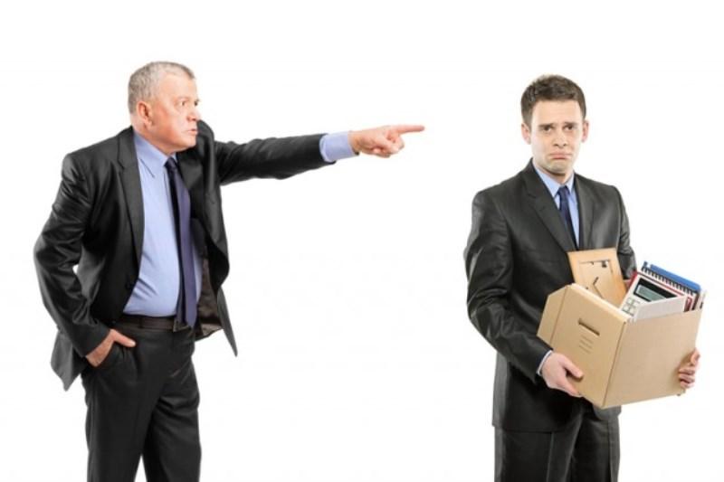 Kepanikan Pemecatan Kerja