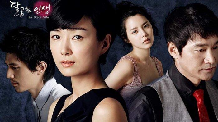 Drama Korea Yang Banyak Adegan Dewasa La Dolce Vita