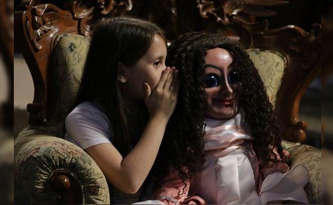 Film Horror Boneka Halloween