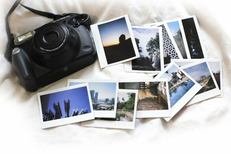 Fujifilm Film Instax Mini Colorfilm Glossy Drie Pak2