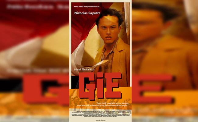 Film Indonesia Sumpah Pemuda Gie 2004