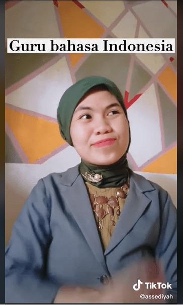 Guru Bahasa Indonesia Min
