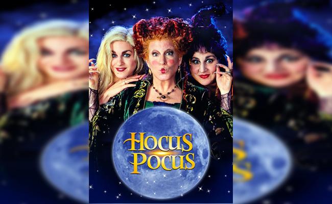 film tema halloween keluarga - Hocus Pocus 1993