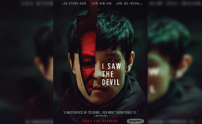 I Saw The Devil 2010