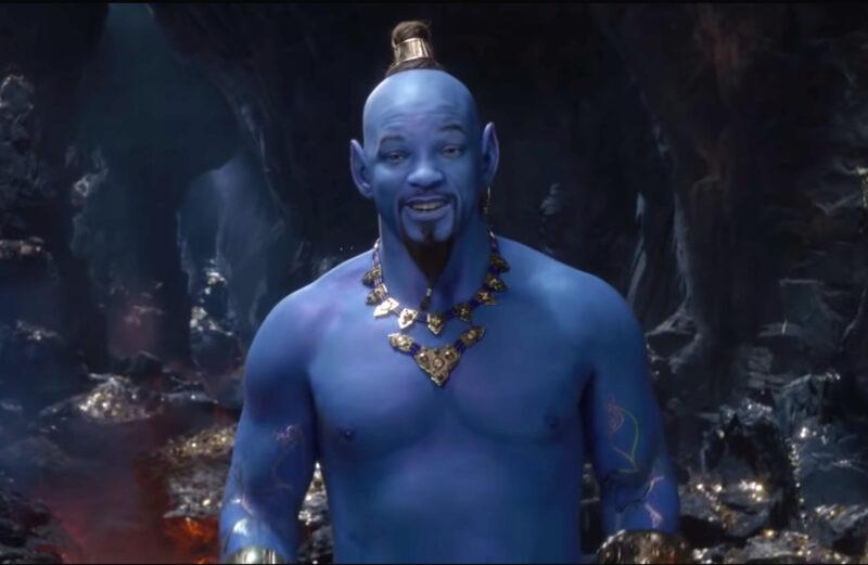 Genie pada Aladdin