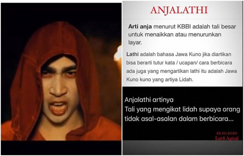 Kembali Viral, Luthfi Agizal Cetuskan Kata Anjalathi Buat Hatersnya