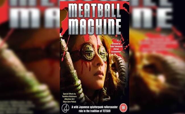 Film Thriller Jepang Halloween Meatball Machine 2005