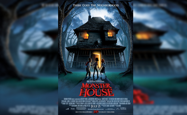 Monster House 2006