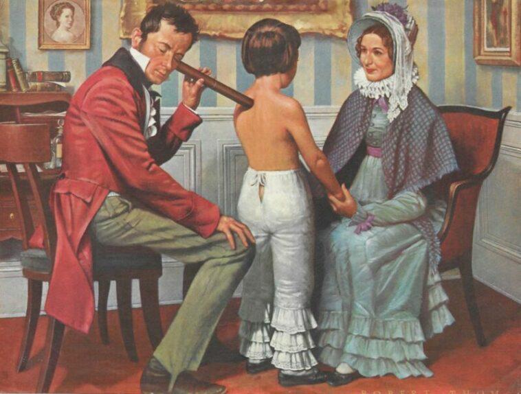 Penemuan Stetoskop Pertama Kali Secara Kebetulan