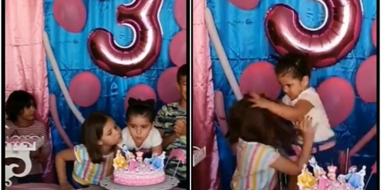 Perayaan Ulang Tahun Jadi Kacau
