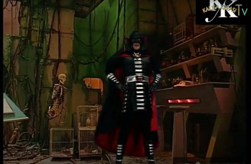 Potret Terbaru Mr. Blek Di Saras 008