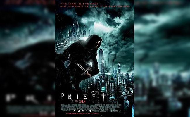Film Vampir Halloween Priest 2011