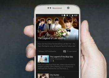 Rekomendasi Aplikasi Nonton Drama Korea Android