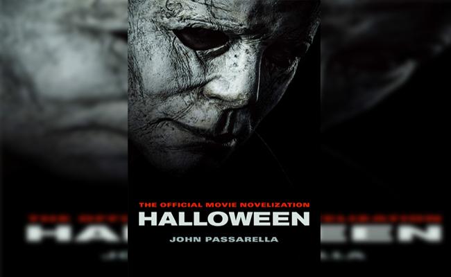 Poster Halloween 2018, film bertemakan halloween