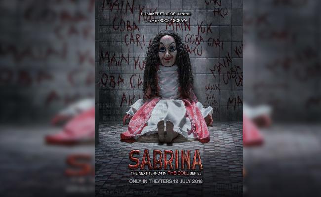 Film Horror Boneka Halloween Sabrina 2018