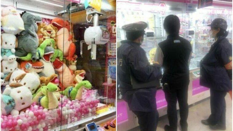 Selalu Gagal Bermain Mesin Capit Boneka, Pria Ini Lapor Polisi