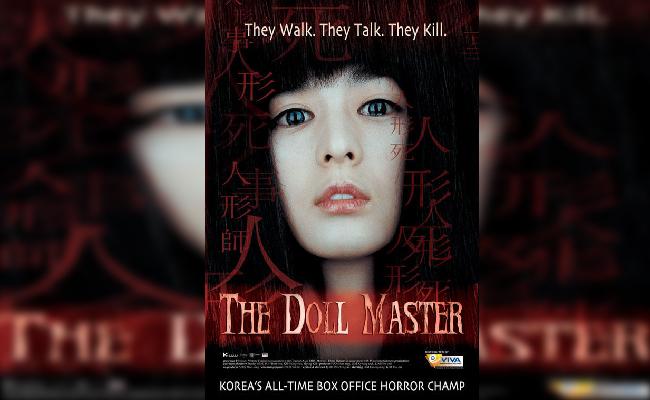 Film Horror Boneka Halloween The Doll Master 2004