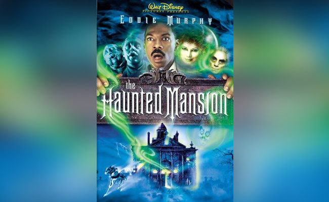 film tema halloween keluarga - The Haunted Mansion 2003
