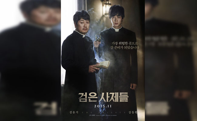 Film Horror Korea Halloween The Priest 2015
