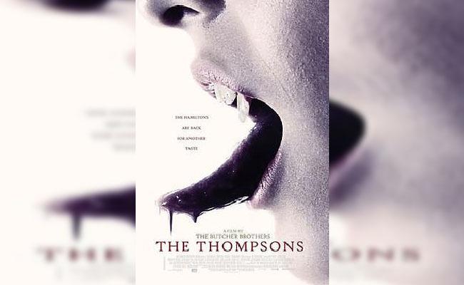 Film Vampir Halloween The Thompsons 2012