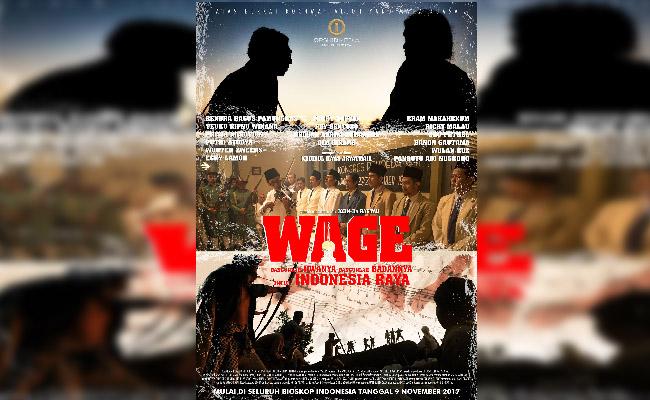 Film Indonesia Sumpah Pemuda Wage 2017