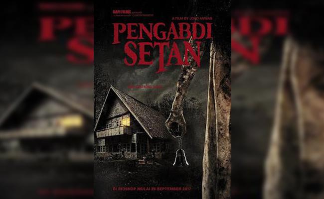 Film Indonesia Saat Halloween Pengabdi Setan 2017