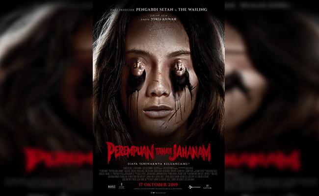 Film Indonesia Saat Halloween Perempuan Tanah Jahanam 2019