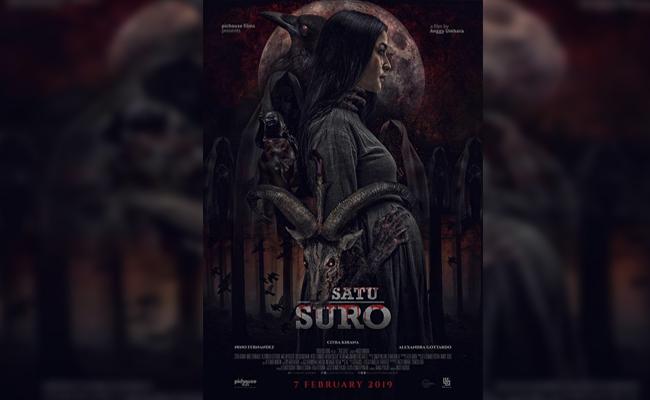Film Indonesia Saat Halloween Satu Suro 2019