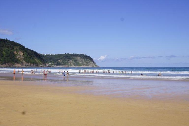 Pantai spanyol