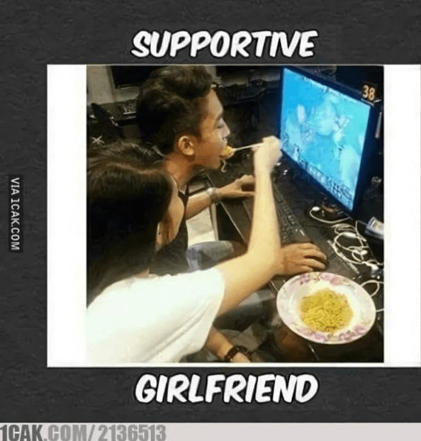 Relationship goals anak gaming