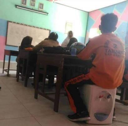 siswa kocak