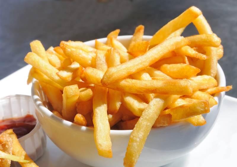 941f50 Splendid Table French Fries