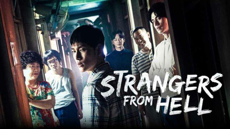 Drama Korea Spesial Halloween Strangers From Hell